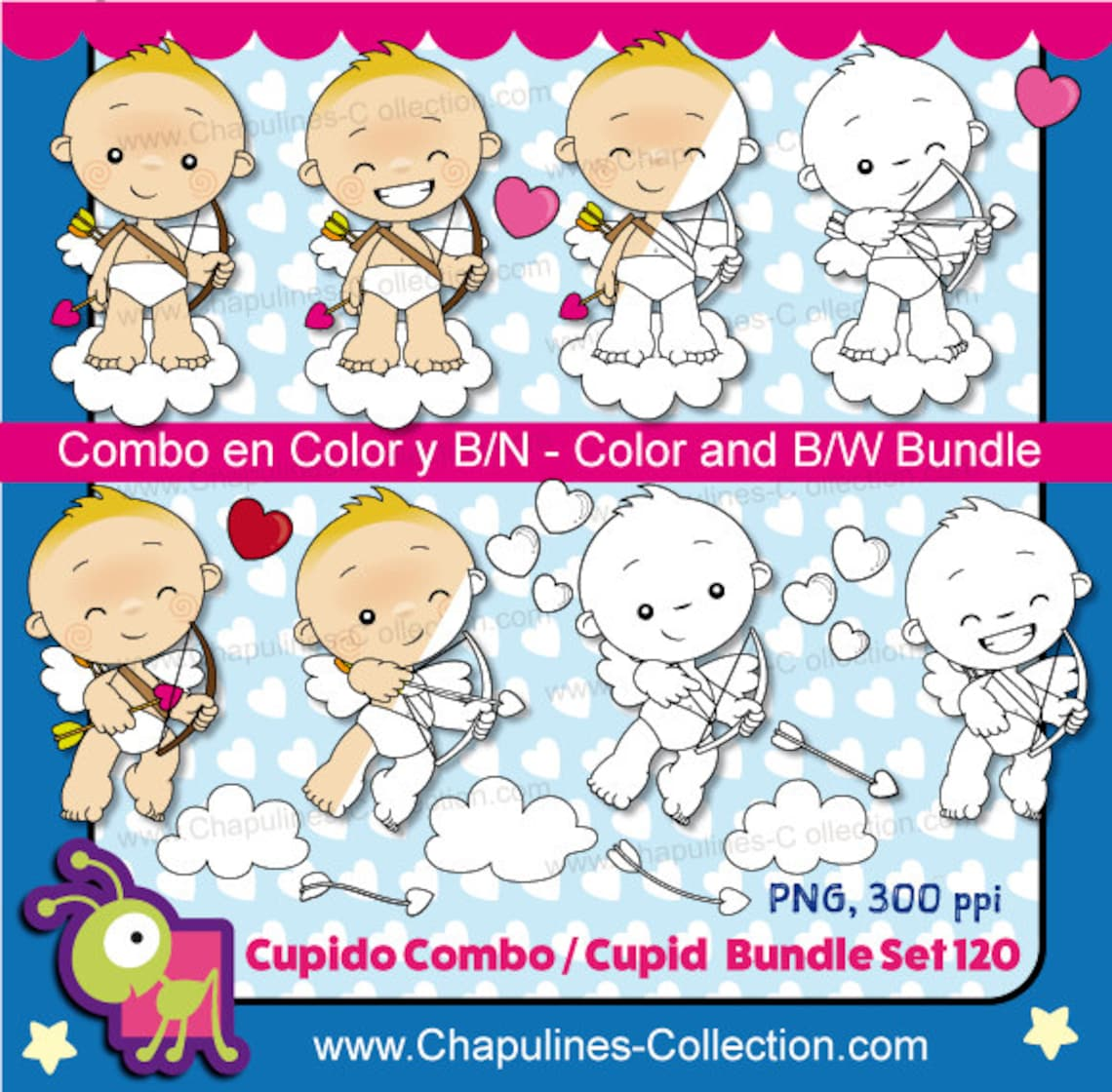 Clipart Cupid Valentine's Day
