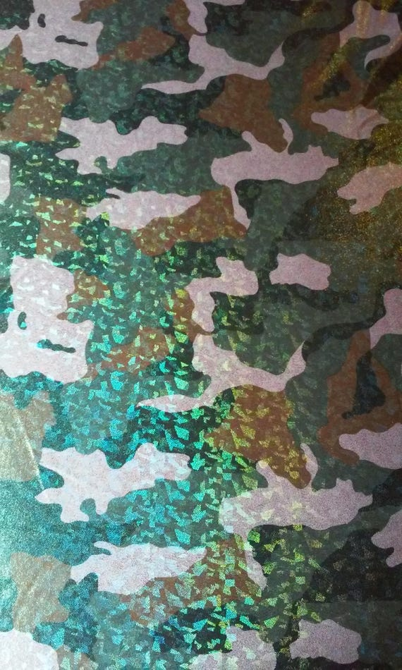 2353b298f Gymnastics Leotards Toddlers and Girls Green Hologram Camo