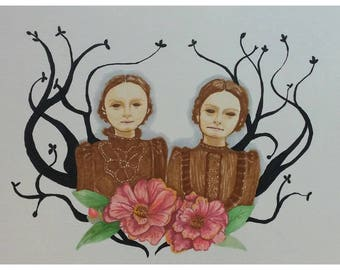 Weeping Willow Sisters