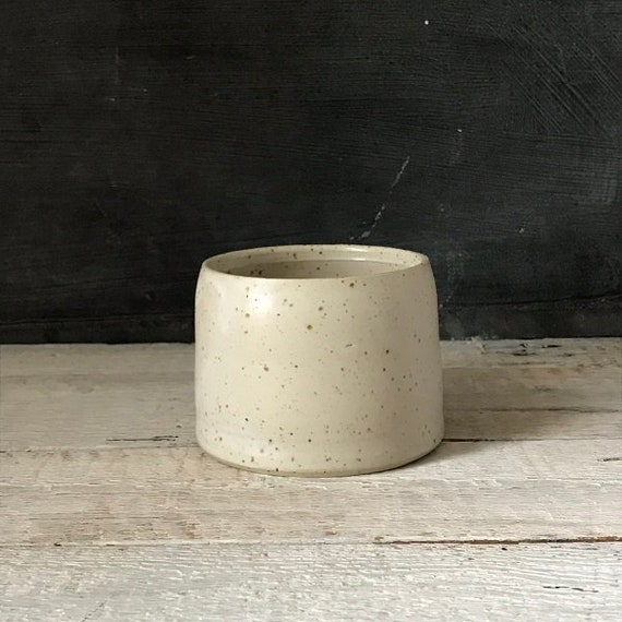 BOWL, diameter 9 cm, speckled bowl, ceramic basics, rustic pottery bowl, food photography, simplify