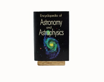 Encyclopedia of Astronomy and Astrophysics edited by Robert A. Meyers, Encyclopedia, Space Science, Vintage, Educational