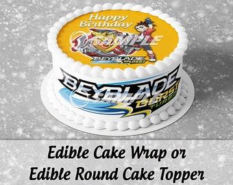Pokemon edible cake strips cake wraps decorations