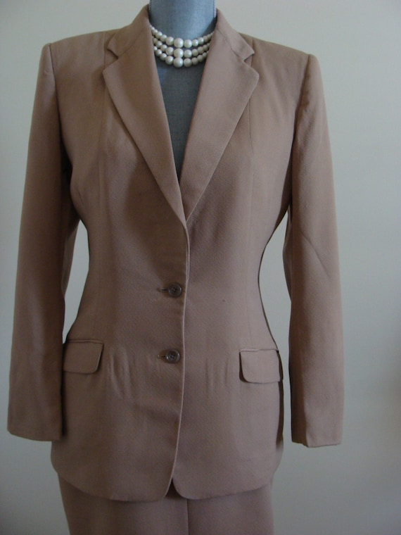 Vintage 70's Anthony Liberto Two Piece Classic Wom