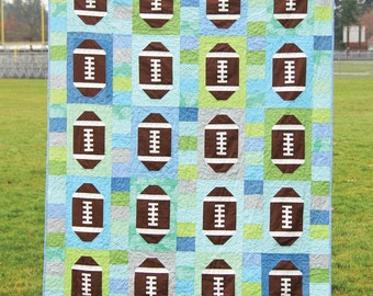 Cluck Cluck Sew Sewing Pattern - Touchdown