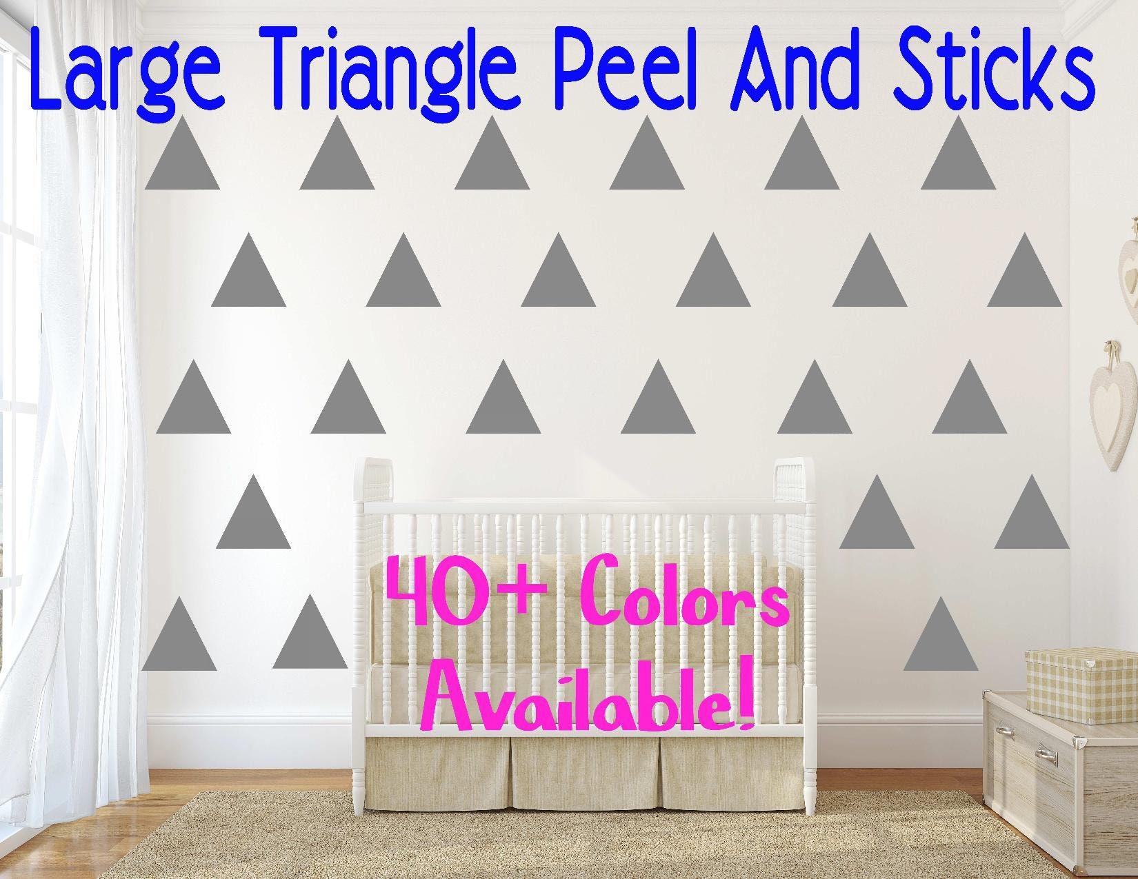 24 X Star Wall Stickers Children Nursery Kids Room Decals UK