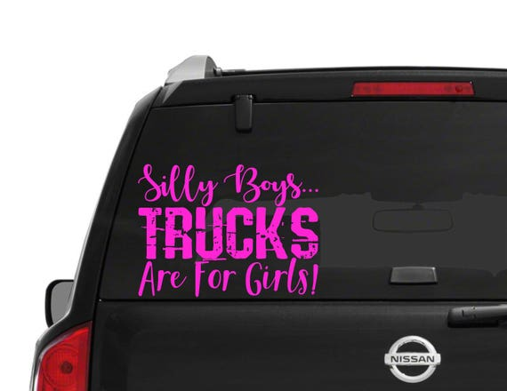 "Not My Boyfriend/'s Car DecalGirl Car Stickers 8/"" Long"