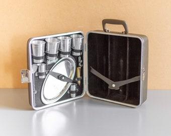 Travel Bar Suitcase Etsy