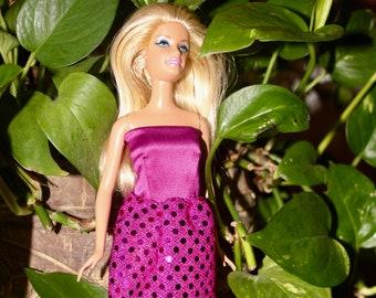 Barbie sequin dress  fa7a62ed3201