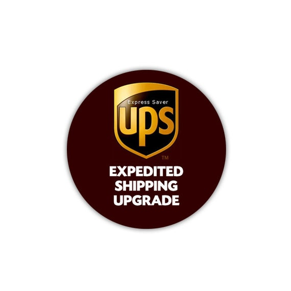 Shipping Upgrade - UPS Express to United States, Canada, Australia, UK,  Germany, other - Express shipping