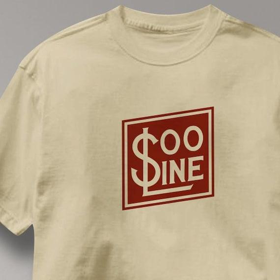 small-3XL custom made railroad shirts