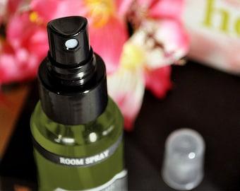 Citrus Basil Room Spray | Car Air Freshener | Mint | Spring | Amber | Pillow Spray | Car Freshener | Housewarming Gift | Spa Party Favors