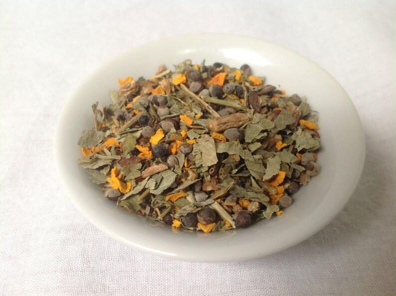 Karen's Fibroid Diminisher (Organic tea for Fibroids, Hormone Balancing,  and Uterine Health)