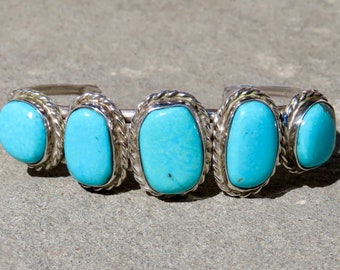 Turquoise Cuff, Native American Turquoise Jewelry, Old Pawn Jewelry, Old Pawn Turquoise, Turquoise Jewelry, Navajo Turquoise Bracelet