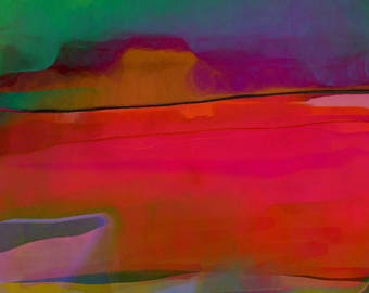 Fathoms Deep - Limited Edition Digital Pigment Print