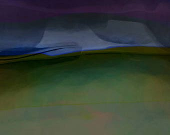Just before Dawn - Limited Edition Digital Pigment Print