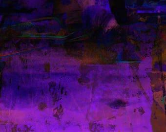 Dead Strands - Limited Edition Digital Pigment Print