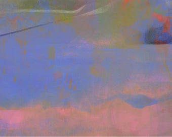 Sandy Beach - Limited Edition Digital Pigment Print