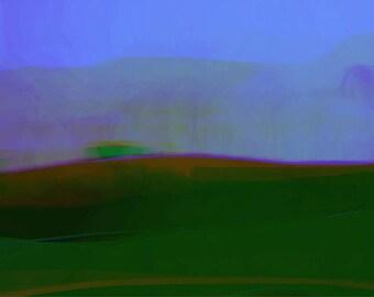 Summer Storm - Limited Edition Digital Pigment Print