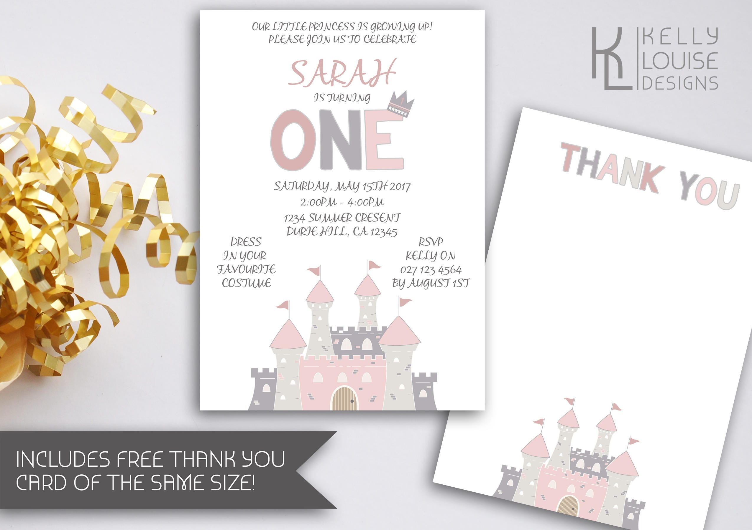 Princess birthday invitation castle birthday invitation princess princess birthday invitation castle birthday invitation princess digital invitation costume party dress up printable invites 046 stopboris Choice Image