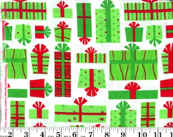 1 Yard, Christmas Presents, CP32418, Springs Creative