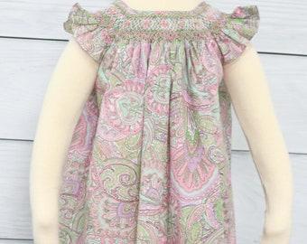 ddb89365cd Smocked dresses baby girl