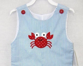 f59173132 Crab baby clothes
