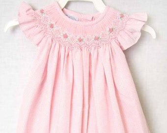 Smocked dresses baby girl  234991d8f08a
