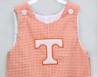 University of Tennessee VOLS inspired Baby Boy Romper |Tennessee Vols Outfit |Tennessee Vols Baby Boy Romper |Baby Boy Sports Outfits 293101