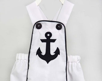 58c1d7eddff7 Nautical Baby Clothes Boys Beach Outfit Baby Boy Clothes