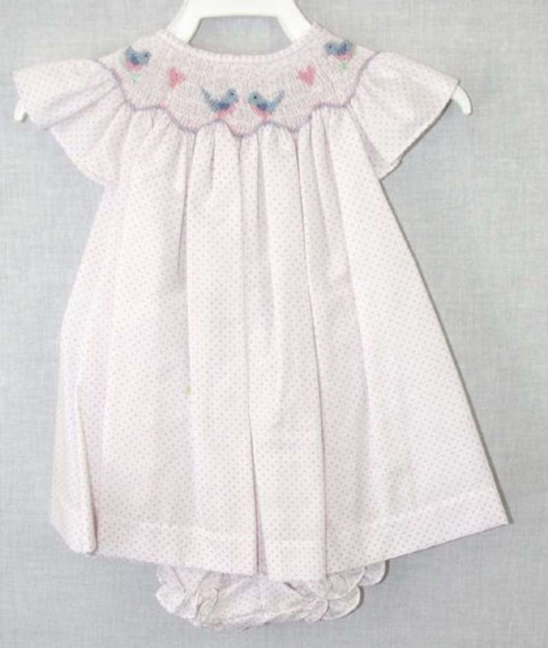 c08f5eb53 My First Easter for Baby Baby Easter Outfit for Girl Smocked