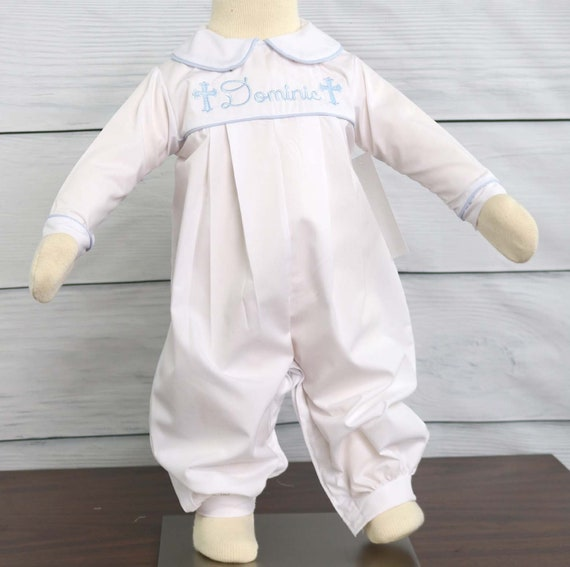 Boys Christening Outfit Toddler Christening Romper 293898 Christening Outfits for Boys Boys Baptism Outfit