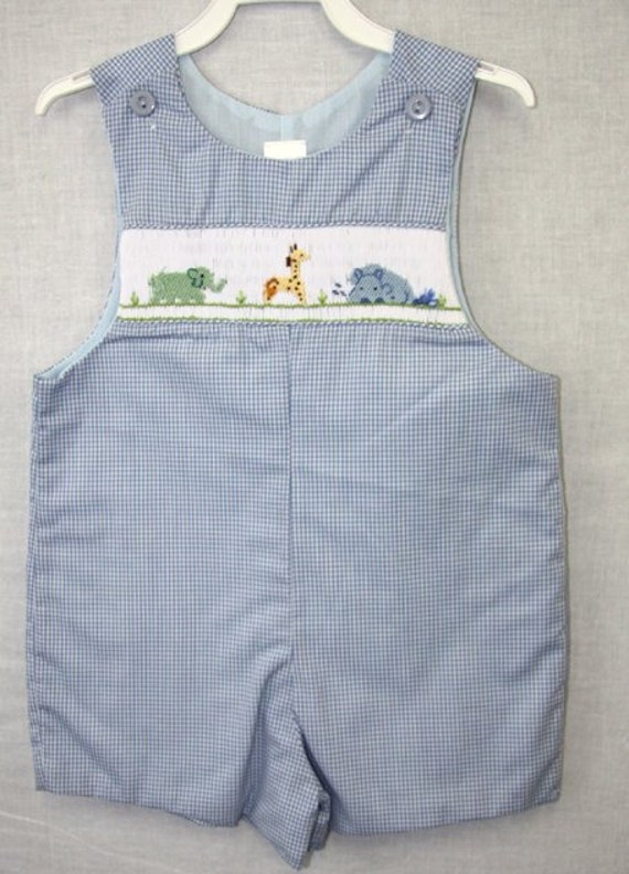 b3a08a3fb08d Smocked Clothing Smocked Outfits Smocked Baby Boy Outfits