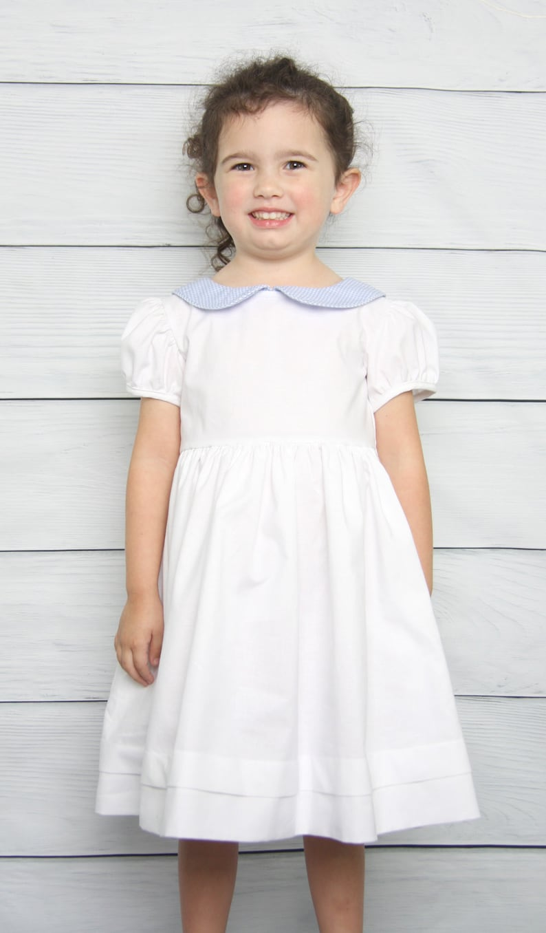 be60c4240 Girls Easter Dress for Church Easter Dress Toddler My First