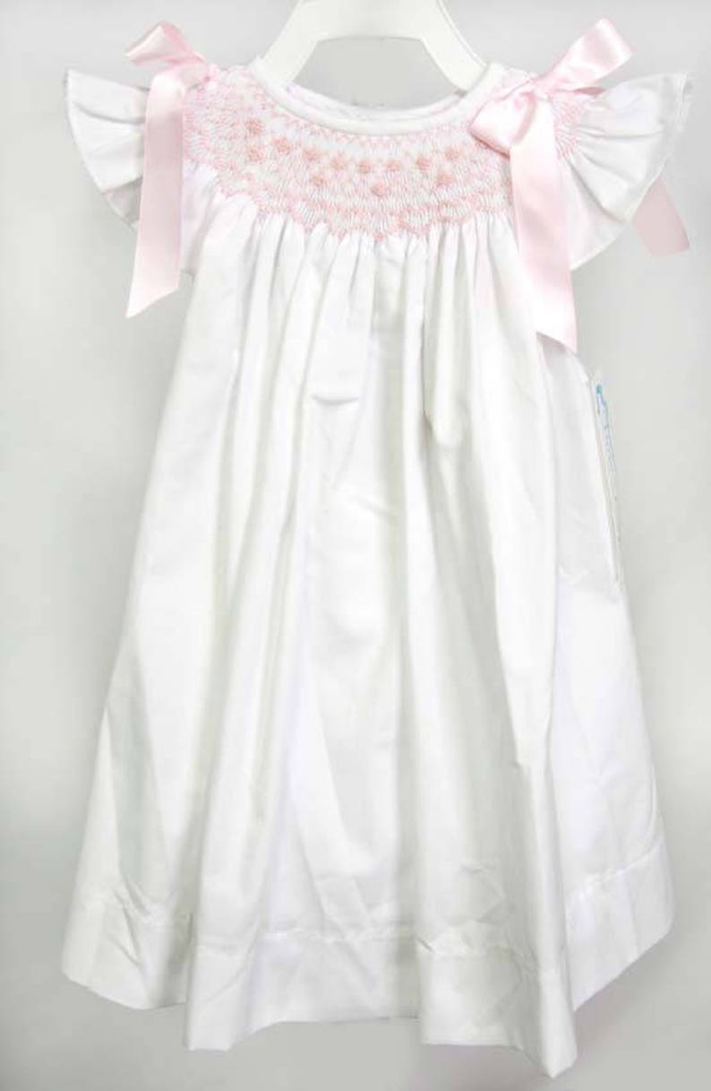 c0338c74cb14 My First Easter for Baby Baby Easter Outfit for Girl Smocked