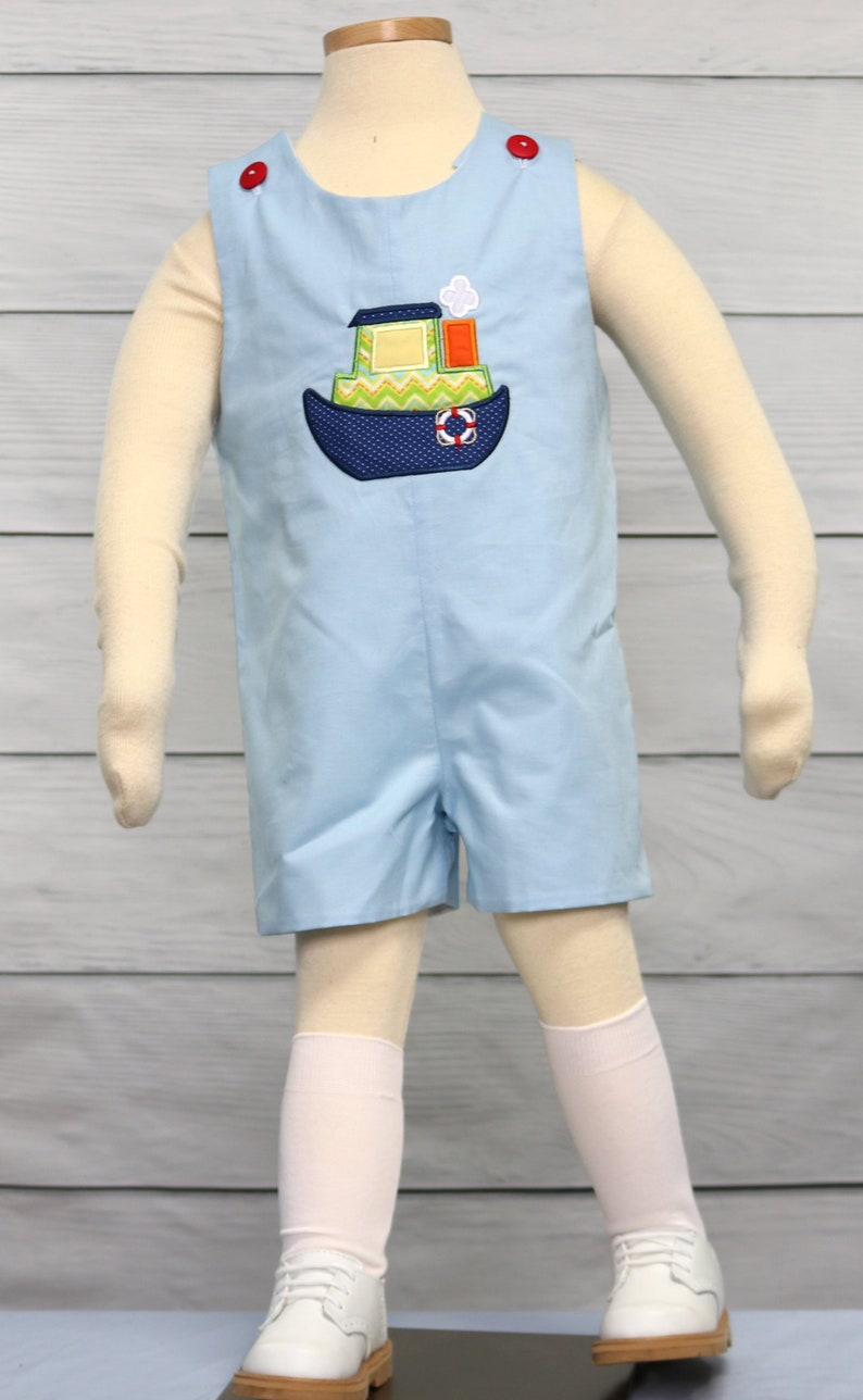 Sailor Suit Boy Outfit To Match Your Nautical Birthday