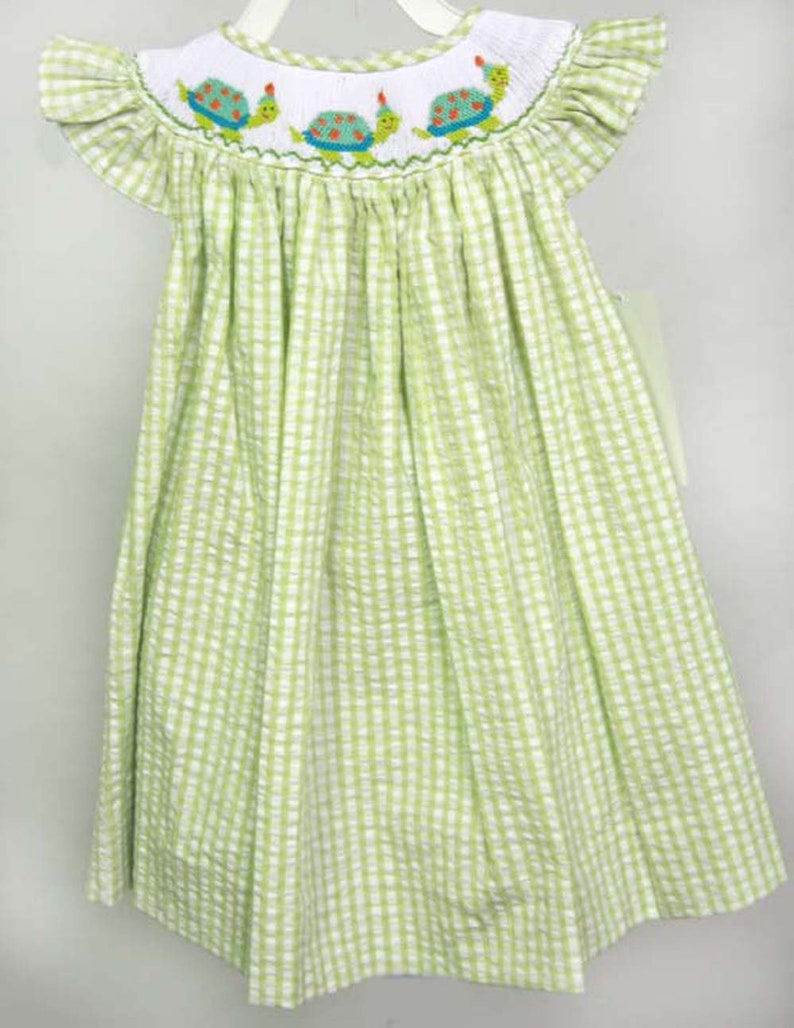 876468a855e9 Infant Girl Clothes with Smocking Childrens Clothes Smocked