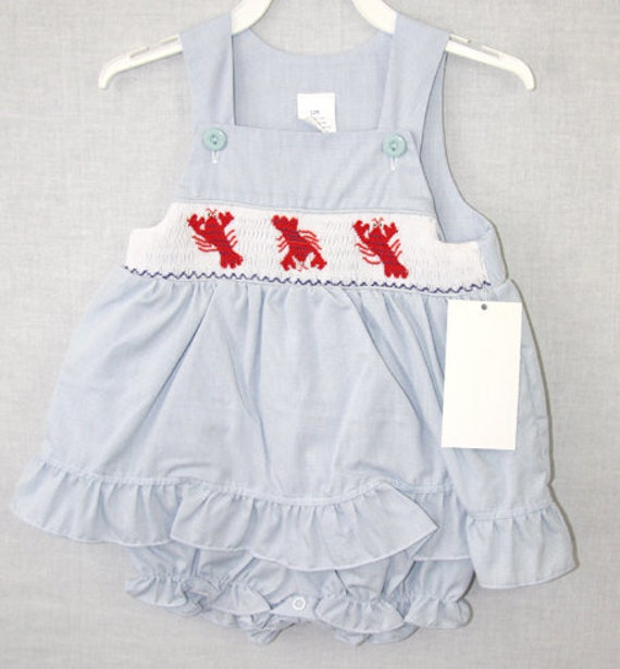 77a0990ceeb Baby Girl Clothes Baby Girl Bubble Baby Bubble Smocked