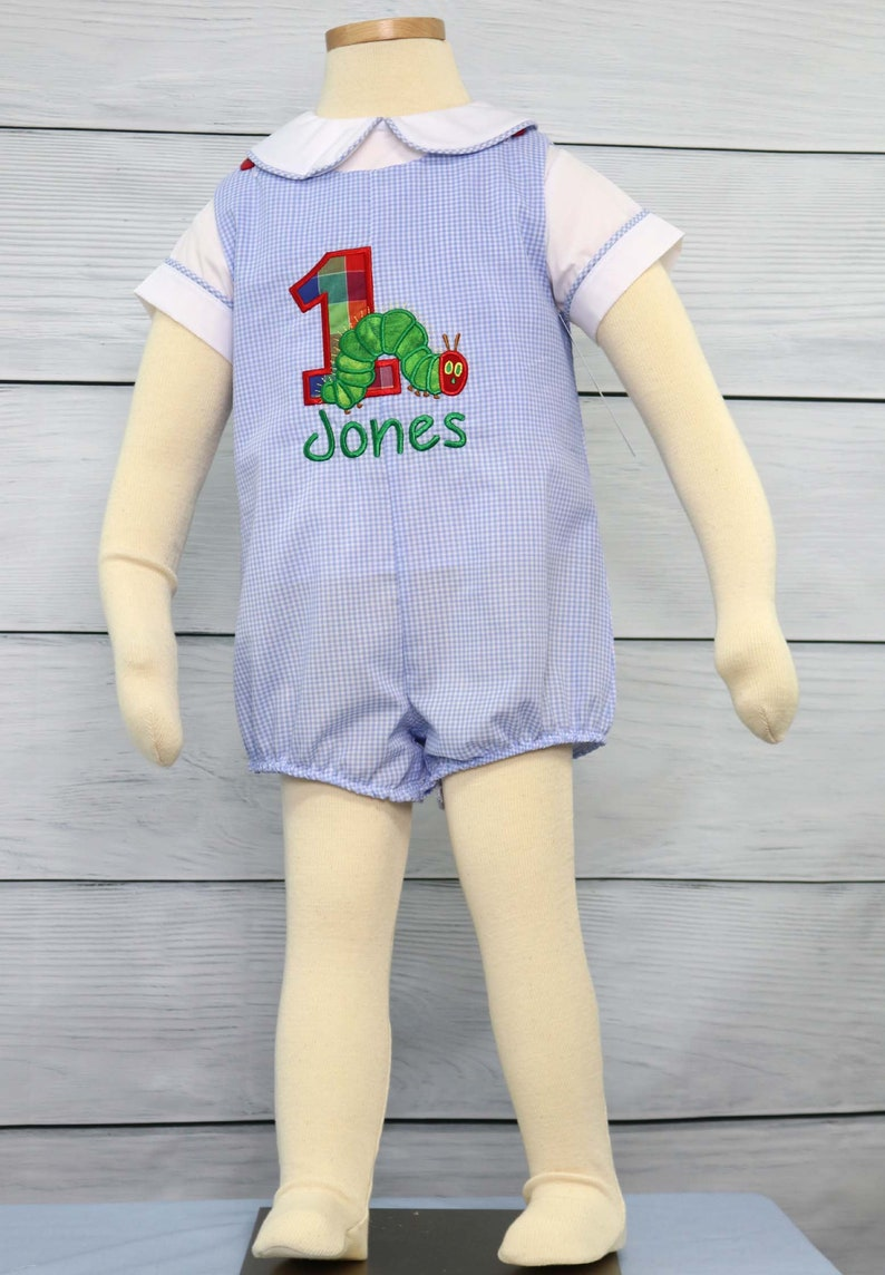 1560557482ee0 First Birthday Romper Boy Baby Boy First Birthday Outfit 2nd | Etsy