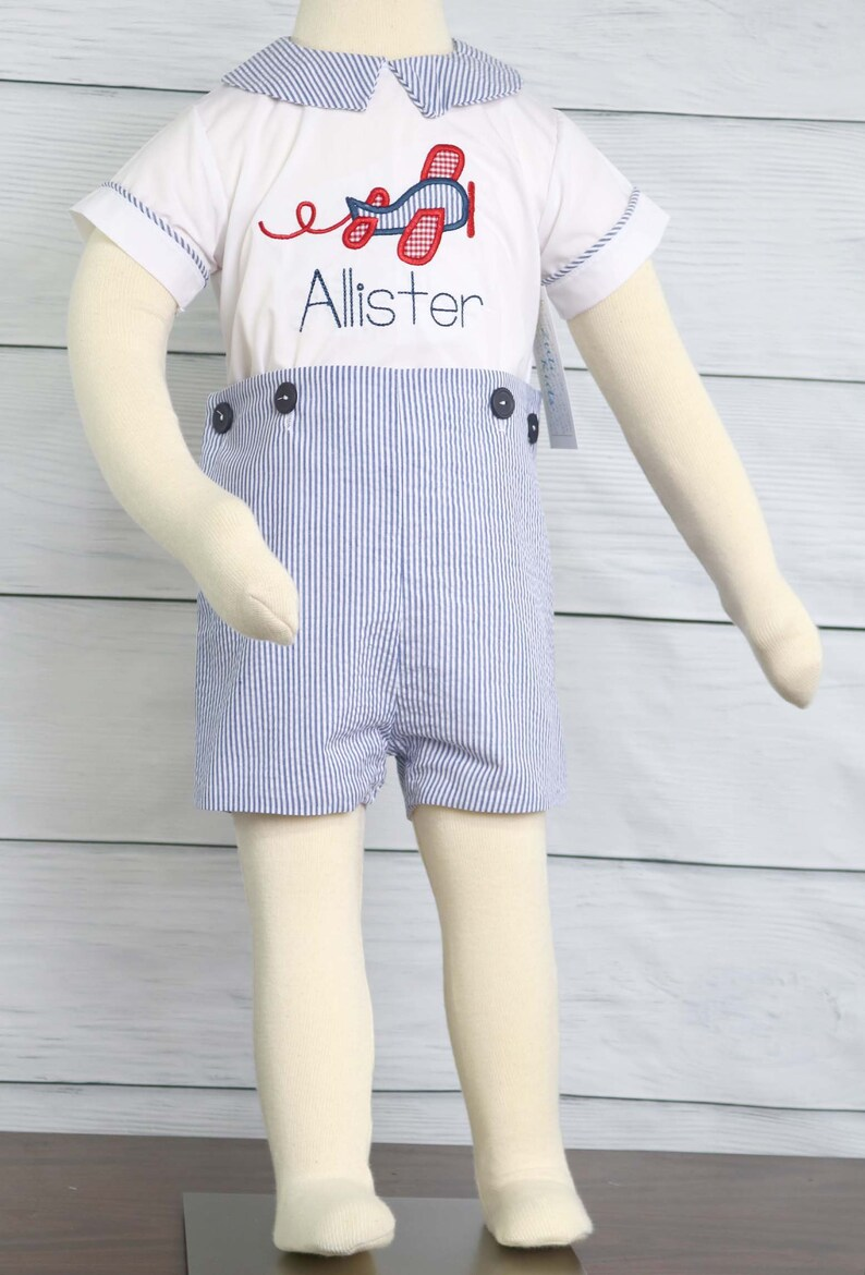 4aebc1c304c76 Outfit for an airplane birthday party to match airplane party