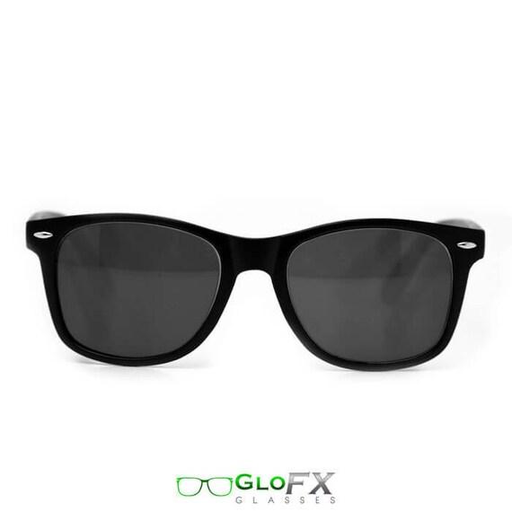 83ff8f809991 GloFX Ultimate Diffraction Glasses Matte Black Tinted