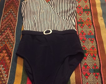 Vintage one piece swimsuit