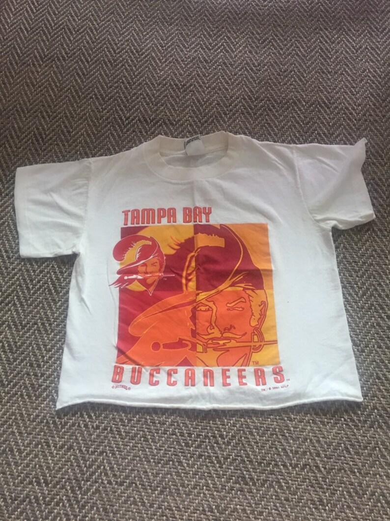 cc6dc48a Vintage 1995 kids tampa bay buccaneers tshirt