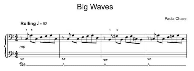 Big Waves image 1