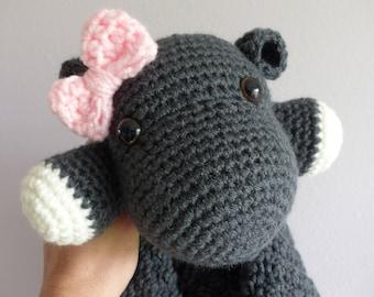 Penelope Hippo Lovey Crochet Pattern