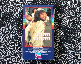 Helter Skelter VHS Tape. Cult Classic 70s Charles Manson Murders Vhs Movie. Rare Original Manson Helter Skelter Movie Vhs Movie.