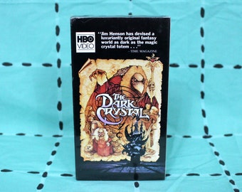 opening to the dark crystal 1984 vhs