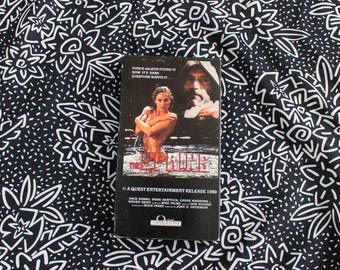 The Spring VHS Tape. Rare OOP Erotic Thriller Cult Classic Erotic Sex Movie. 80s Fountain Of Youth Sex Thriller. Dack Rambo, Shari Shattuck