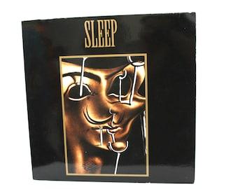 Sleep - Vol. 1 - Stoner Rock Vinyl LP - Classic Doom Drone Psychedelic Stoner LP. Sleep 2014 Repress Vinyl LP. Tupelo Records