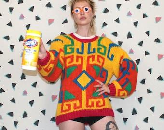 692938513 80s funky sweater