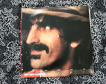 Frank Zappa - You Are What You Is - Vintage Vinyl Double 2X PROMO LP- 1981 Original First Pressing Barking Pumpkin Records.